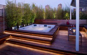 Diseño de roof garden