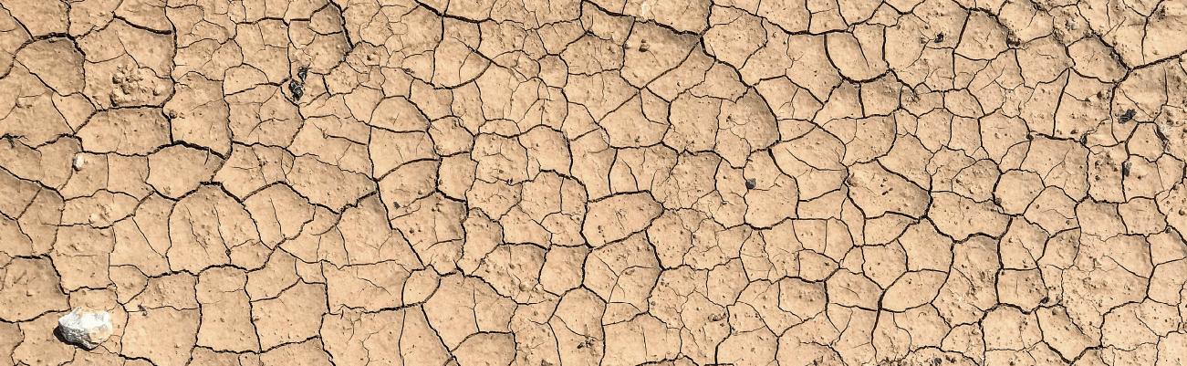 sequía por cambio climático